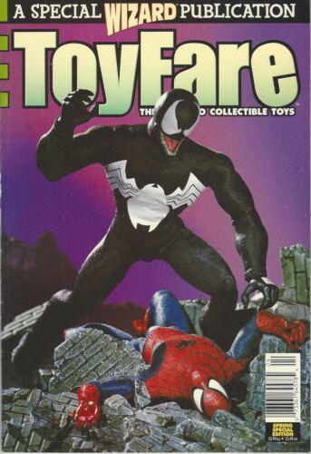 TOYFARE PRICE GUIDE SPRING SPECIAL EDITION WIZARD COMICS MAGAZINE APRIL 97
