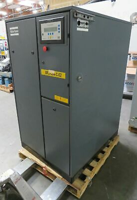 C172226 Atlas Copco Sf15 Oil-free Scroll Workplace Air Compressor 116psi 42.4cfm