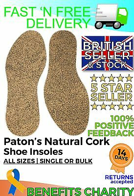 Click on the above image to find out more about Cork insoles...