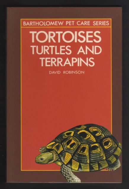 TORTOISES TURTLES AND TERRAPINS (Paperback) David Robinson