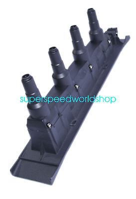 Ignition Coil Cassette Pack Black fit 99-09 Saab 9-3 9-5 Turbo 4 Cyl UF577, used for sale  Shipping to Canada