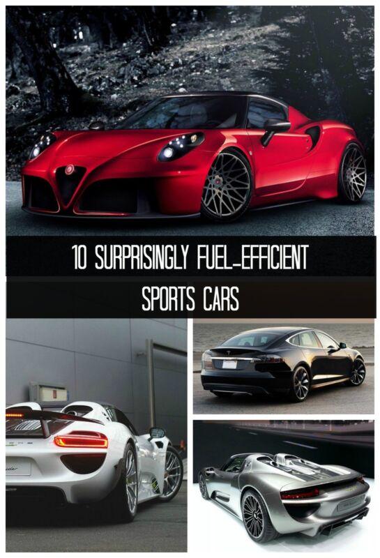 10 surprisingly fuel efficient performance cars ebay. Black Bedroom Furniture Sets. Home Design Ideas