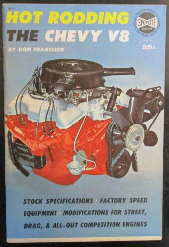 Hot Rodding The Chevy V8 Spotlite Book S-514