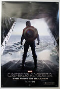 Captain America Movie Poster DS