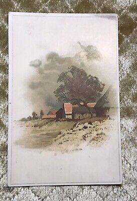 Vintage Advertising Jas Heekin And Co Card #PW30 Cincinnati OH Free Ship