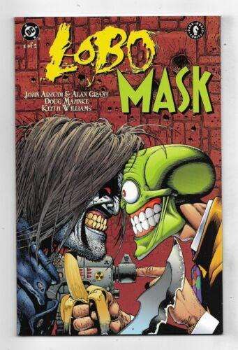 Lobo Mask #1 Very Fine