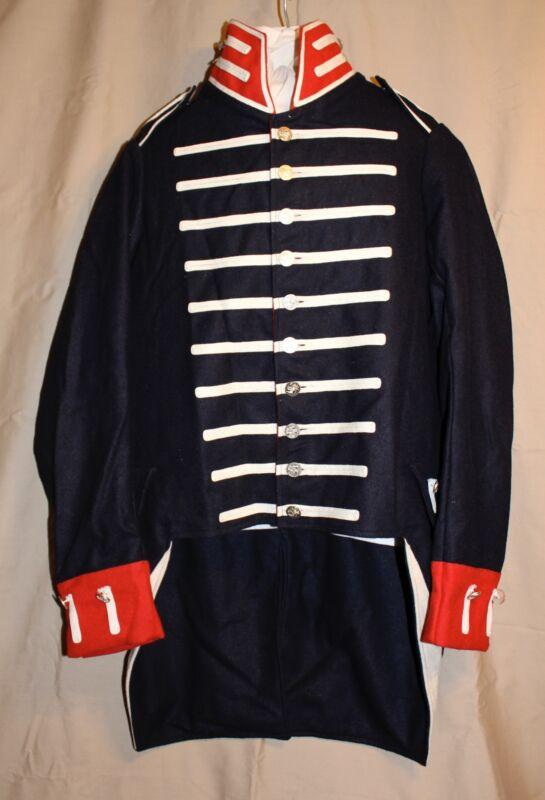 US Pattern 1812 Infantry Coatee - War of 1812 Uniform Jacket - Size 40