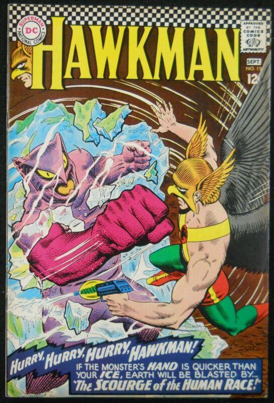 HAWKMAN #15 VF