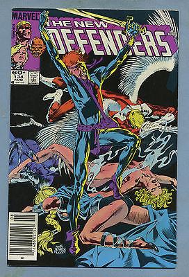 Defenders #134 1984 Peter Gillis Don Perlin Marvel