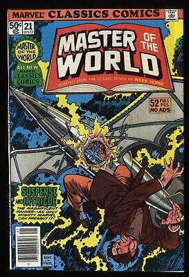 Marvel Classics Comics #21 NM+ 9.6