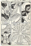 Green Lantern Original Comic Art