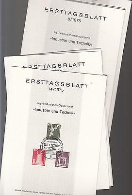 Berlin ETB Jahrg. 1975 kompl.