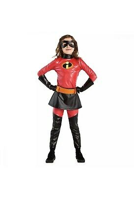 Disney Costume For Kids (DISNEY STORE Incredibles 2 Violet COSTUME For Kids 5/6/7/8/9/10 Red)