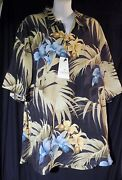 Tommy Bahama Camp Shirt XL New