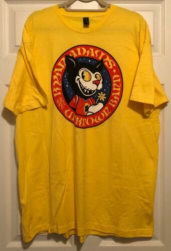 Ryan Adams and The Unknown Band RARE concert t-shirt