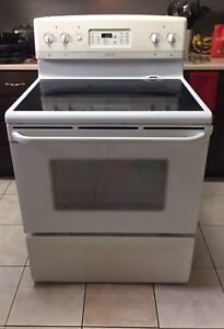 Frigidaire Gallery Fridge and Stove