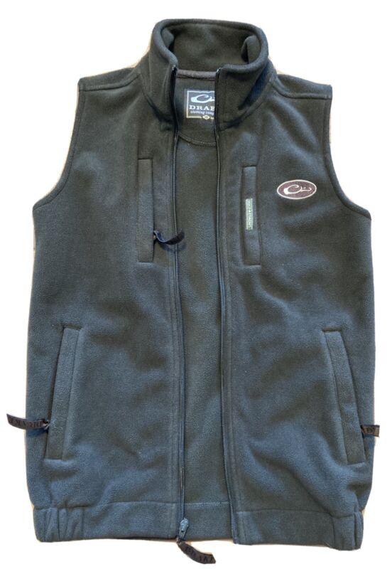Drake Waterfowl  Boy's Size 10 Vest - EUC