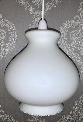 Vintage Glass Light Shade Lamp Retro Modrn Design Chandelier Large