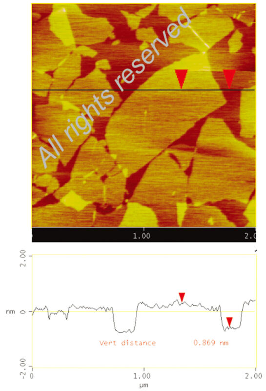 pH ~6-7, 50ml of 5mg/ml, Single-Layer Graphene Oxide Aqueous Dispersion