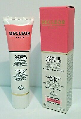 DECLEOR Eye and Lip Treatment - Triple Action Mask Peel - Clearance @ just £9.99
