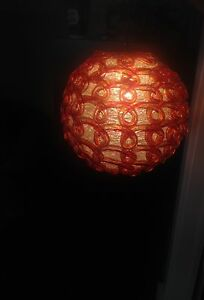 Glass Decor Hanging Lamp