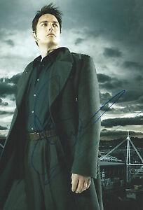 John-Barrowman-Torchwood-Signed-12x8-Photo-AFTAL