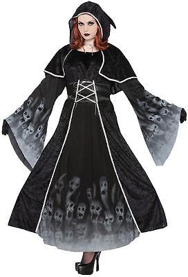 Vergessene Seelen Erwachsene Damen Kostüm Samtiger Schwarzes Forum - Forum Schwarze Kostüm