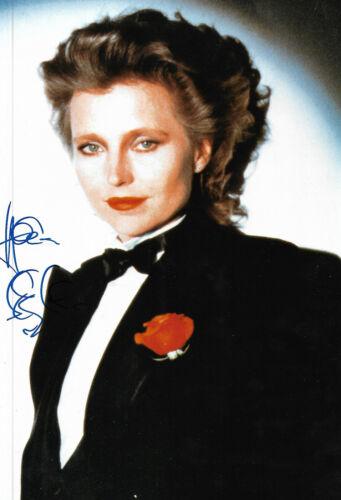 Hanna Schygulla signed 8x12 inch photo autograph