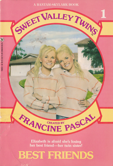 Wanted: Sweet Valley Twins books bulk