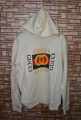 Gucci oversized sweatshirt Gucci vintage logo hoodie size XXL