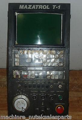Mazak Quickturn 20 Mazatrol T-1 Operator Pendant Lx24c Lx56c Bn110a334