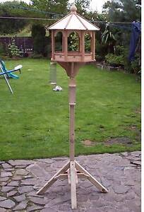 Bird table plans, Woodworking plans