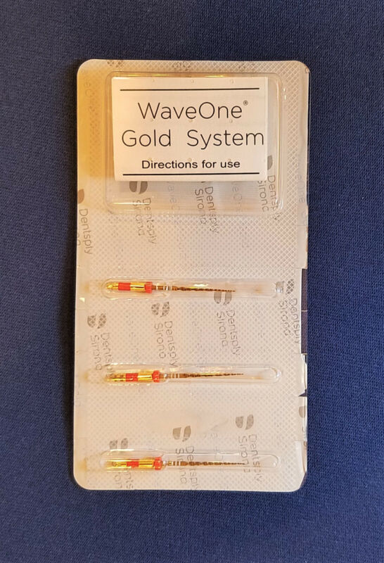 WaveOne Gold - Primary 25mm - Endodontic File - Dentsply