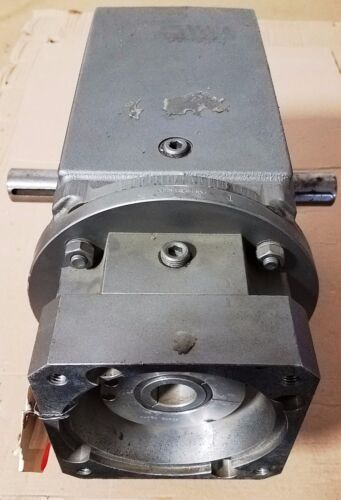 NEW STOBER DRIVES IN LINE GEAR REDUCER  /  K402VB0560MT30    55.7:1 RATIO