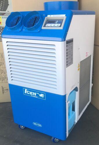 Spot Cooler - ICEN 13,200 Btu Portable Spot Cooler, 120V, WPC-3000