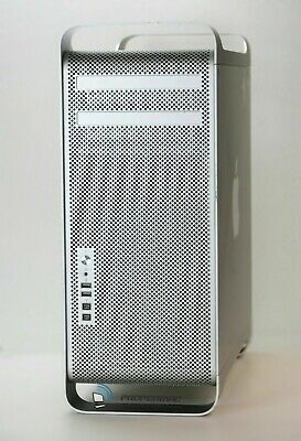 Apple Mac Pro 4.1 2x 2.66 GHz XEON Quad-Core 1TB HD 16 GB OSX 10.11 NVIDIA GT120