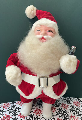 Harold Gale Coca Cola SANTA Vintage Christmas Advertising Store Display