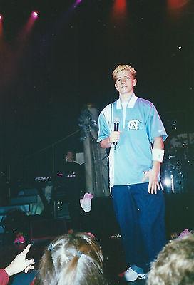 "Justin Timberlake 4"" x 6"" Photo #6 NSync N Sync"