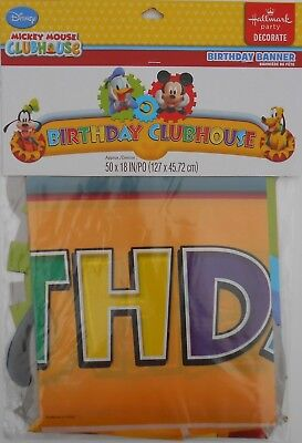 Party Banner DISNEY MICKEY MOUSE