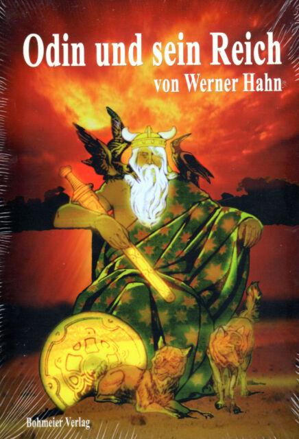 ODIN UND SEIN REICH - Werner Hahn BUCH - NEU OVP