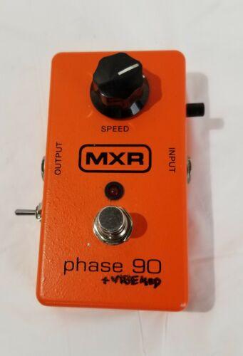 MXR Phase 90 modded by EWS Japan