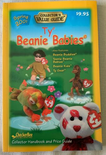 Ty Beanie Babies Spring 2001 Collector