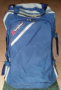 Berghaus Backpack Travel Bag  Rucksack Cabin Luggage Hiking Sunbury Hume Area Preview