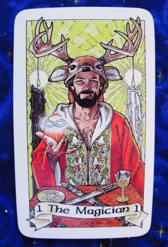 The Robin Wood Tarot Single Replacement Card Vintage 1991 You Choose
