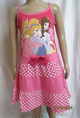 schickes Kleid Disney Princess  Prinzessin 86, 92, 98, 104, 110, 116