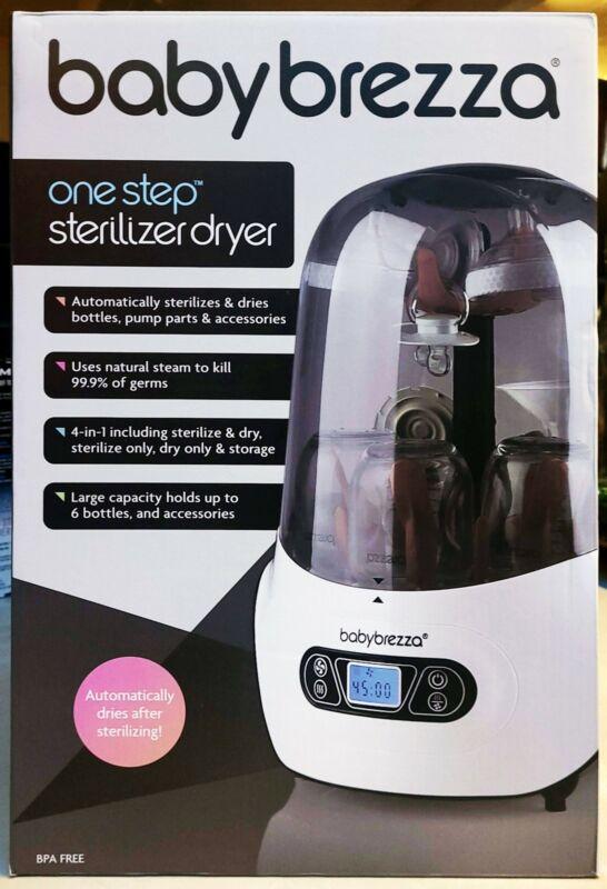 Baby Brezza One Step Sterilizer and Dryer - NEW