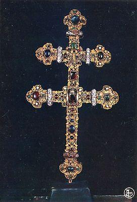 Alte Kunstpostkarte - Tournai - Croix Orthodoxe