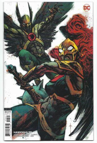Hawkman #28 2020 Unread Sebastian Fiumara Variant DC Comic Book Robert Venditti