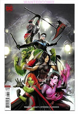 TITANS #23 SEJIC VARIANT COVER JULY 2018 DC TEEN COMIC BOOK SOLD OUT NEW 1 HOT