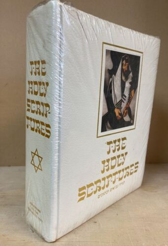 The Holy Scriptures - Jewish Edition Brand New - Free Shipping!